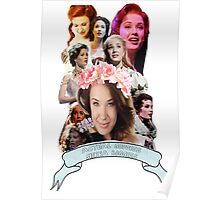 Actual Goddess Sierra Boggess Poster