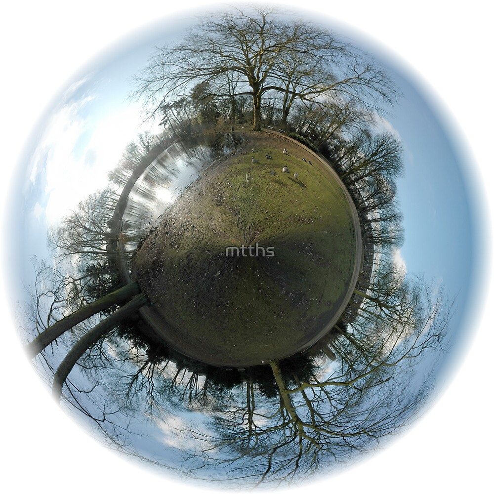 Little Planet - Julianapark 03 Utrecht by mtths