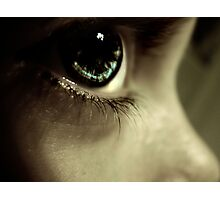 My Eye Photographic Print
