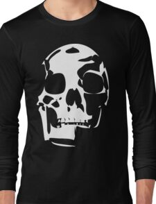 Skull  Long Sleeve T-Shirt