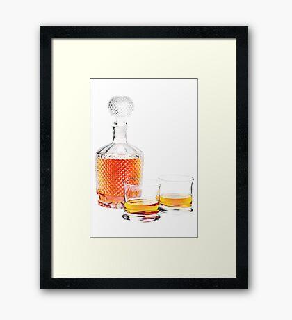 Whisky  Framed Print