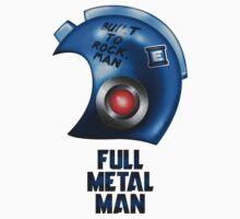 Full Metal Man Kids Tee