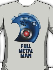 Full Metal Man T-Shirt
