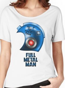 Full Metal Man Women's Relaxed Fit T-Shirt