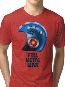 Full Metal Man Tri-blend T-Shirt