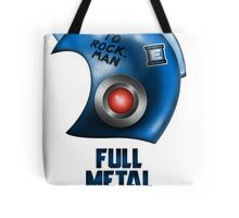 Full Metal Man Tote Bag