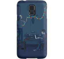Christmas Lights Samsung Galaxy Case/Skin