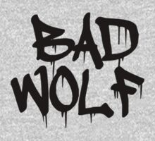 Bad Wolf One Piece - Long Sleeve