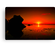 """Lonsdale Sunrise"" Canvas Print"