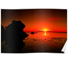 """Lonsdale Sunrise"" Poster"