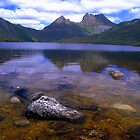 Cradle Mountain Tasmania Australia by Debbie Steer