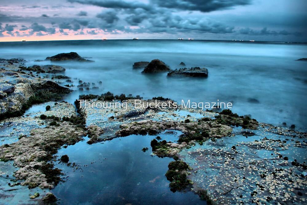 Nobbys reef by RedMonkey Photography