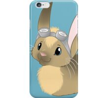 Goggle Bunny iPhone Case/Skin