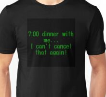 The Grinch Quote Unisex T-Shirt
