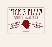 Nick's Pizza by rckmniac