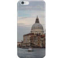 The Grand Canal - Venice iPhone Case/Skin