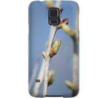 Opening to Spring Samsung Galaxy Case/Skin