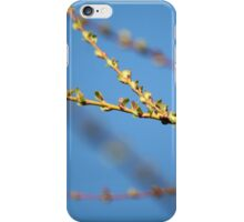 Reaching for Spring iPhone Case/Skin