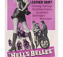 Hell's Belles (Pink) by PulpBoutique