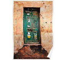 Impossible door Poster