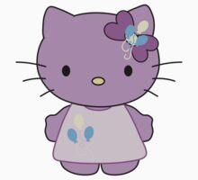 Pinkie Pie Hello Kitty - Full Body Kids Clothes