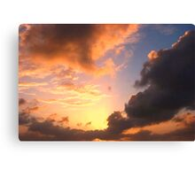 skyscape 2` Canvas Print