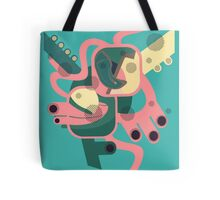 Abstract colourfest Tote Bag