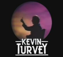 Kevin Turvey Investigates... Tee Shirts. by Pacific-Axe