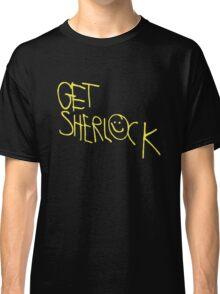 Get Sherlock Classic T-Shirt
