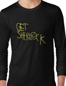 Get Sherlock Long Sleeve T-Shirt