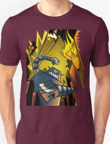 Attack of the giant robot T-Shirt