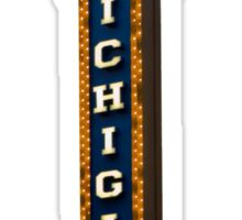 Michigan Theater Sticker
