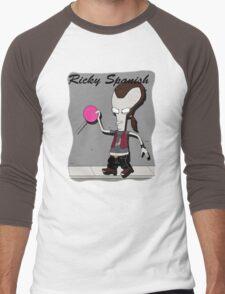 Ricky Spanish Men's Baseball ¾ T-Shirt