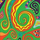 spirals by koditza