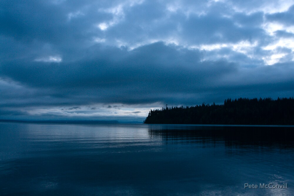 blue morning by pmacimagery