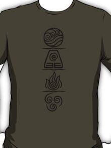 Four Elements Variant T-Shirt
