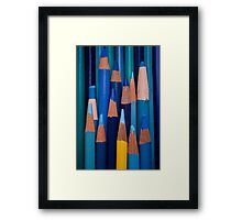 The Convert Framed Print