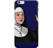 Pam the Nun iPhone Case/Skin
