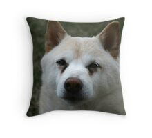 Luna Belle Throw Pillow