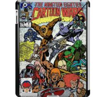 Cartoon Wars iPad Case/Skin