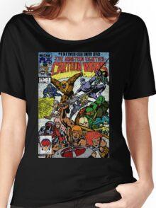 Cartoon Wars Women's Relaxed Fit T-Shirt