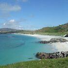 Isle of Eriskay  by Debz Kirk