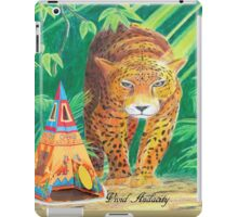 JUNGLE TENT iPad Case/Skin