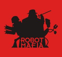 Robot mafia Kids Clothes