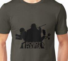Robot mafia Unisex T-Shirt