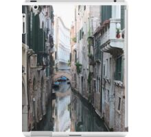 Street in Venice iPad Case/Skin