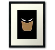 Batman The Animated Series Framed Print