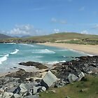 Horgabost Beach, Harris by Debz Kirk