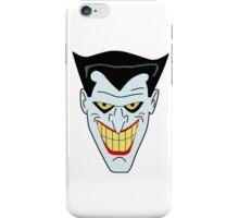 Joker The Animated Series iPhone Case/Skin