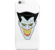 Joker The Animated Series iPhone Case/Skin